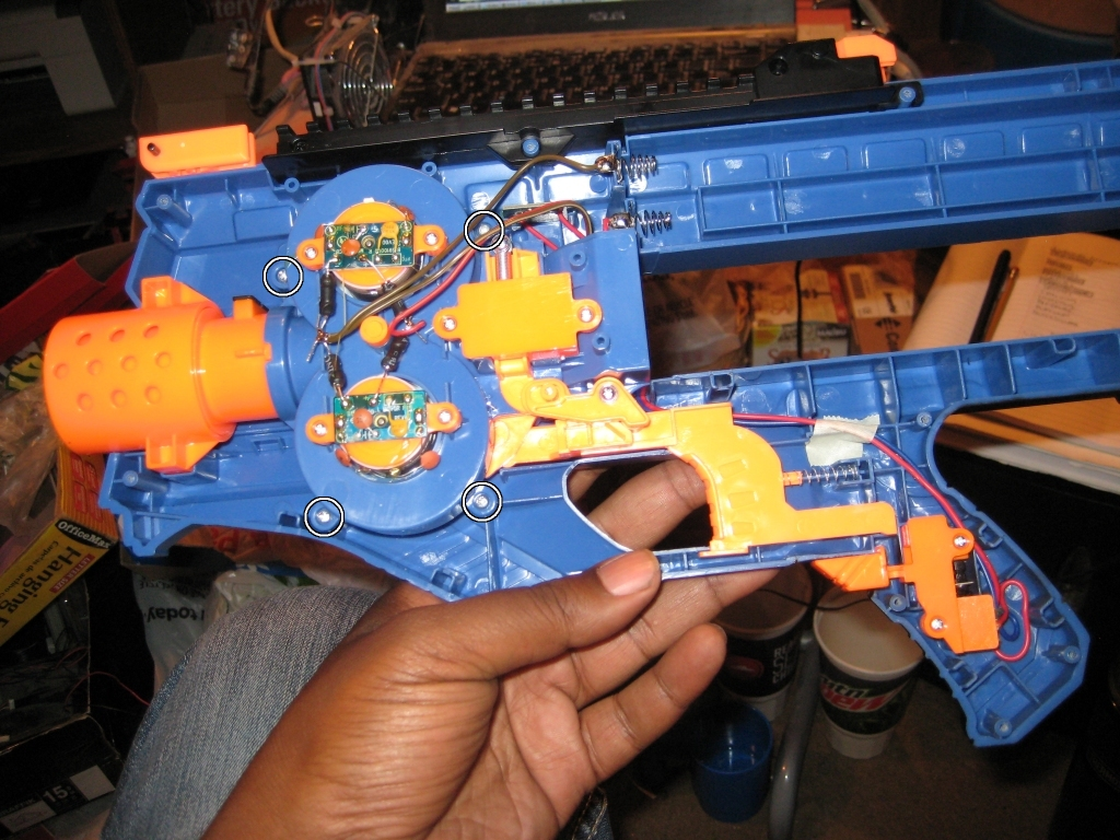 nerpter77 - modified nerf rival zeus mxv-1200